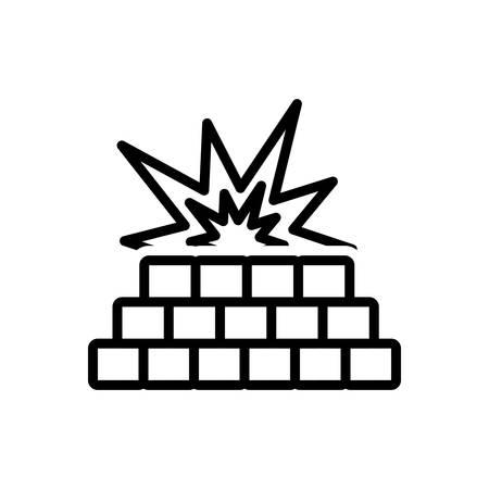 Icon for Firewall,blast