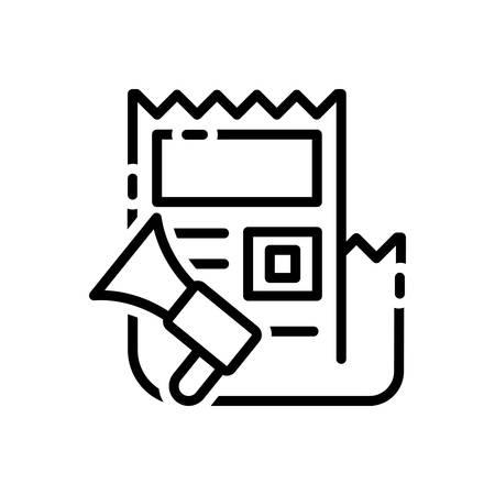 Icon for press,release