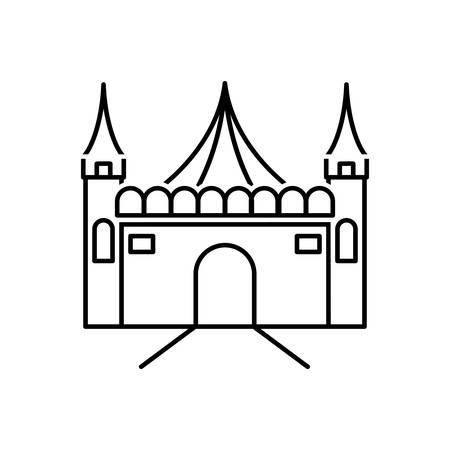 Icon for amusement,park