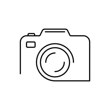 Icon for camera,photography Çizim