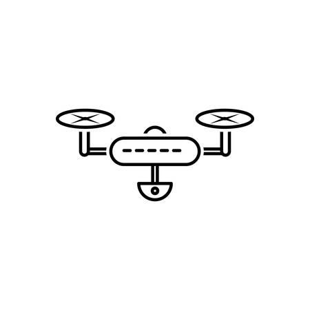 Icon for drone,camera