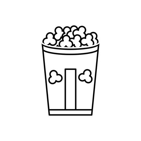 Icon for pop,corn Stok Fotoğraf - 127769834