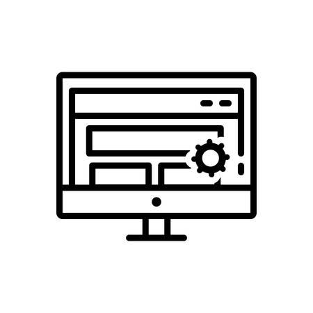 Icon for web,design