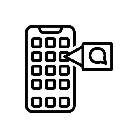 Icon for mobile,application