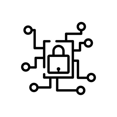 Icon for private,network