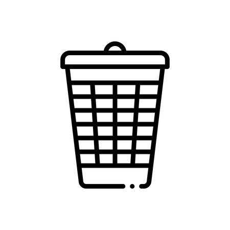 Icon for bin,dustbin Vettoriali