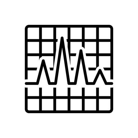 Icon for chromatography,chromatograpy