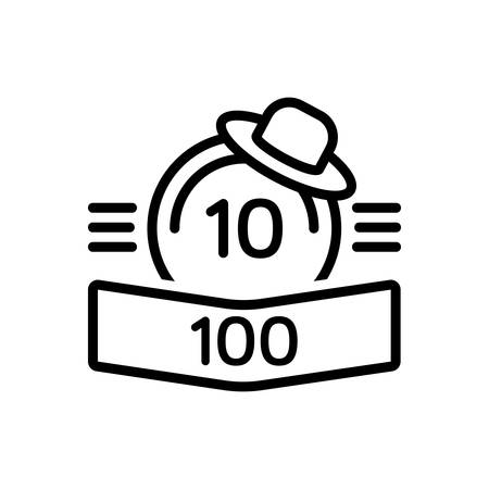 Icon for points,score