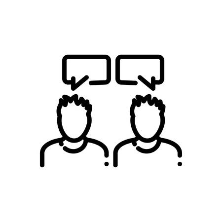 Icon for talking,communication