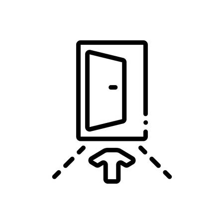 Icon for input,penetration