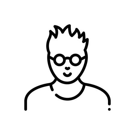 Icon for smart,clever