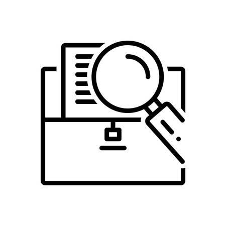 Icon for interim,antrim Illusztráció