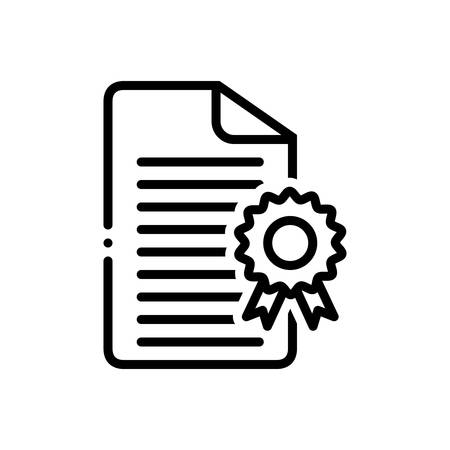 Icon for Licensing,certificates
