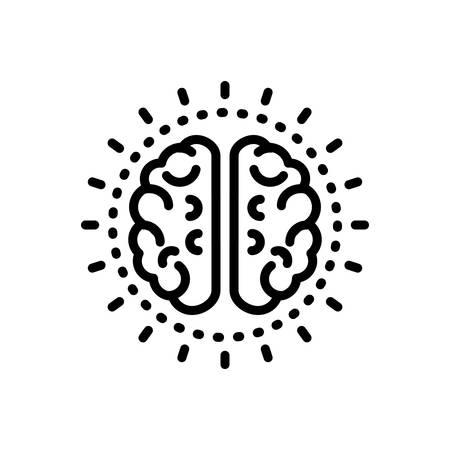 Icon for Mind ,sense 写真素材 - 128526778