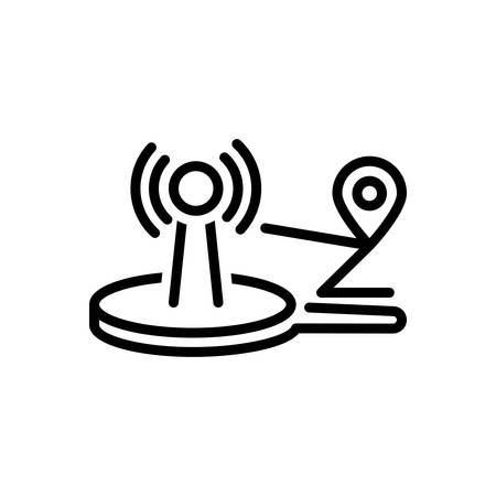 Icon for Tracking,gps