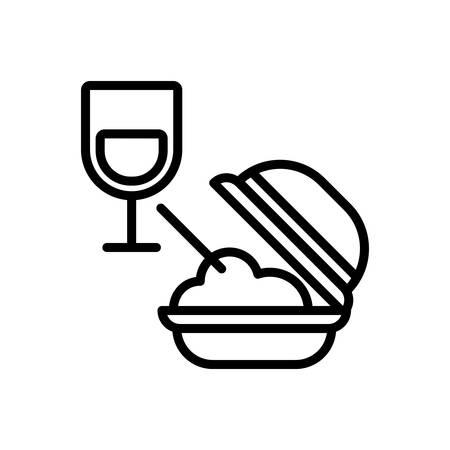 Icon for Meal,food Ilustração