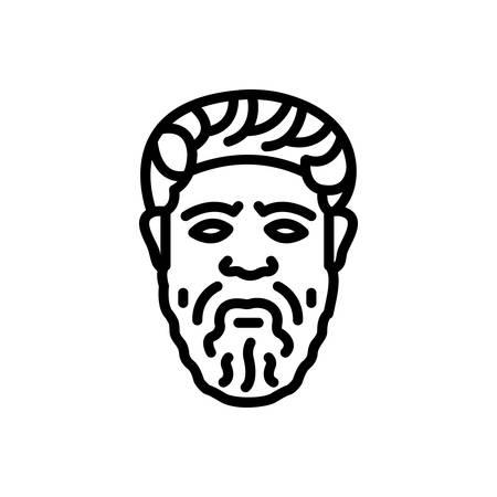Icon for Plato,socrates