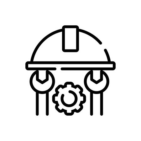 Icon for Engineer,tool Illustration