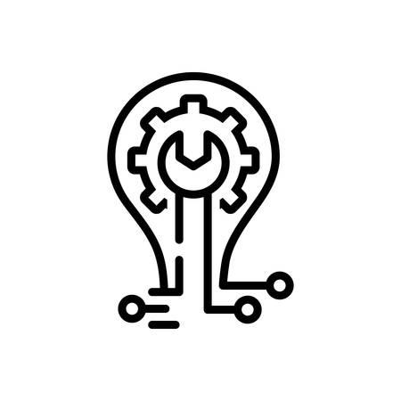 Icône pour la compétence, la capacité Vecteurs