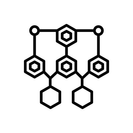 Icon for Structure,framework Ilustrace