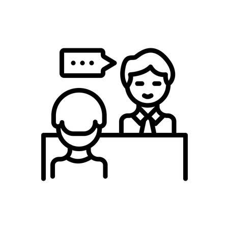 Icon for Advice,counsel Reklamní fotografie - 128324879