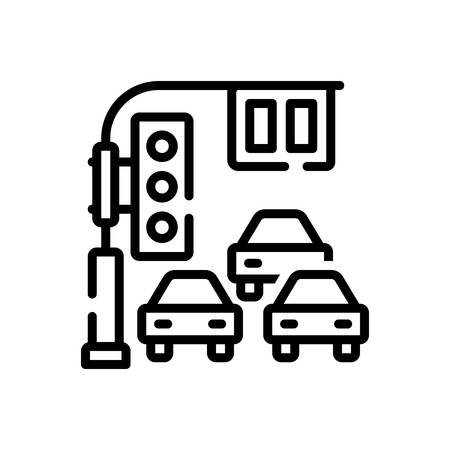 Icon for Traffic,transport