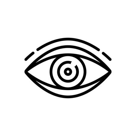 Icon for Vision,see