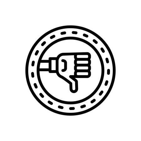 Icon for Fail,failure