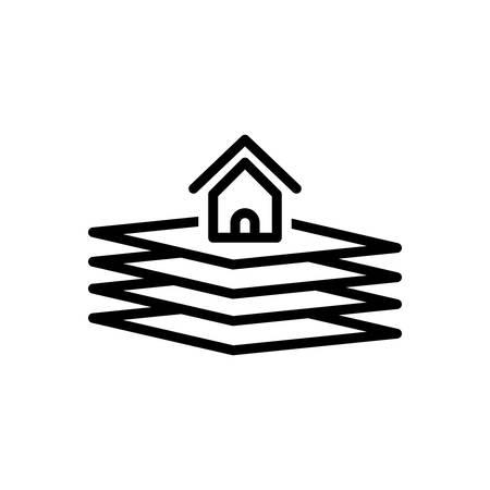 Icon for Platform,stage Ilustrace