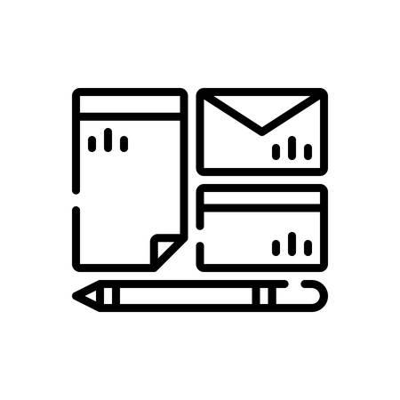 Icon for Branding,mockup