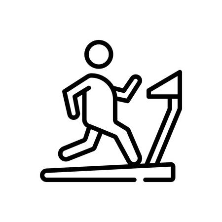 Icon for Exercise,gym Ilustracja