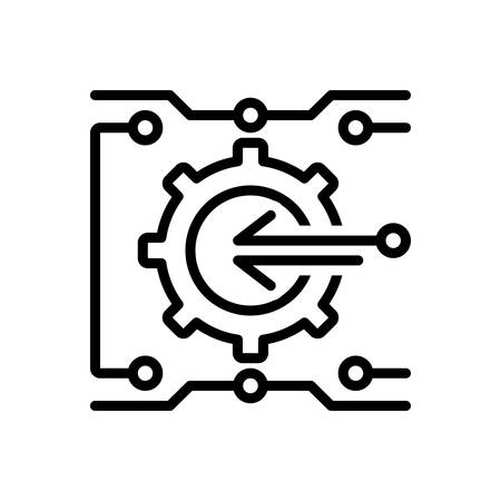 Icon for Integration,unification