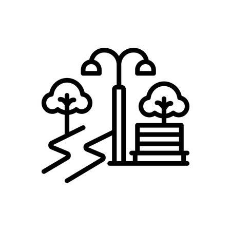 Icon for Park,garden