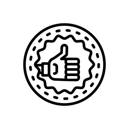 Icon for Quality,property Illustration