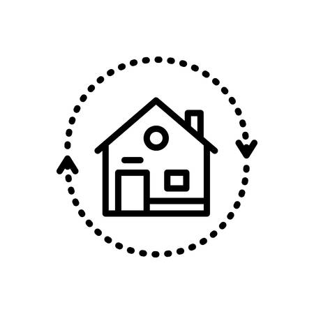 Icon for reverse,mortgages