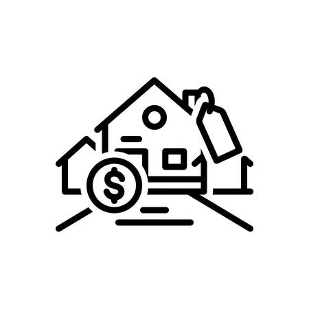 Icon for affordability,affordable