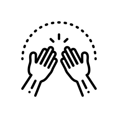 Icon for amen,hands