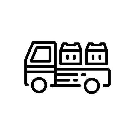 Icon for Cargo,goods