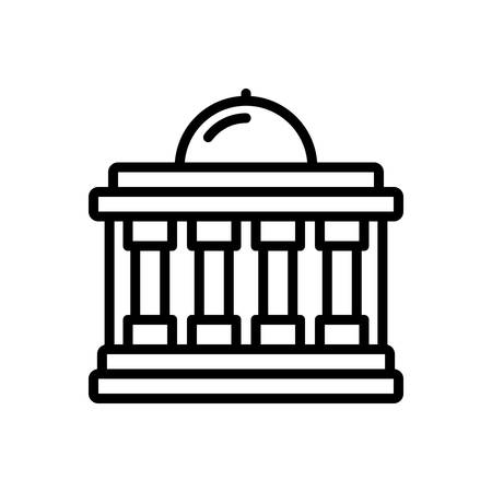 Icon for Government,federal