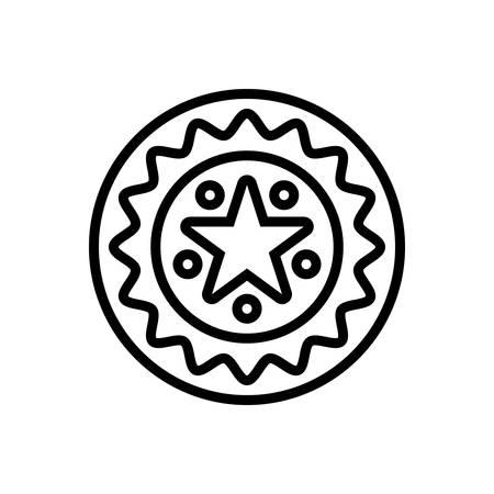 Icon for Guarantee,warranty Ilustração