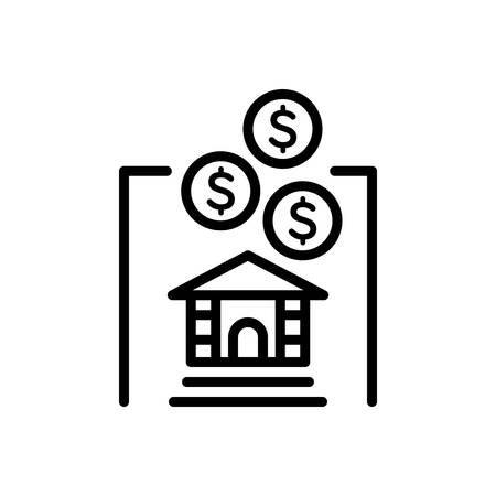 Icon for Investment,finances
