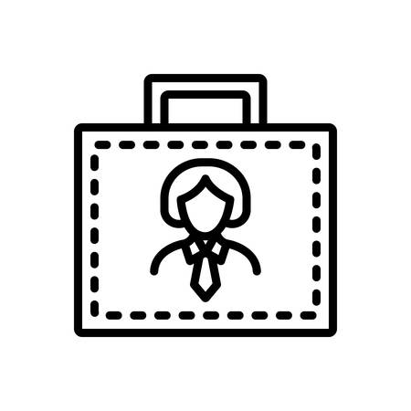 Icon for employee,practician Çizim