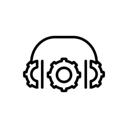 Icon for service,operator
