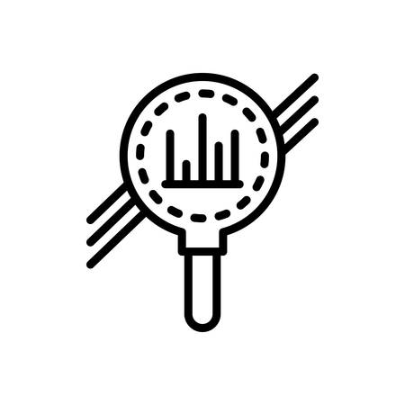 Icon for analysis,collaboration