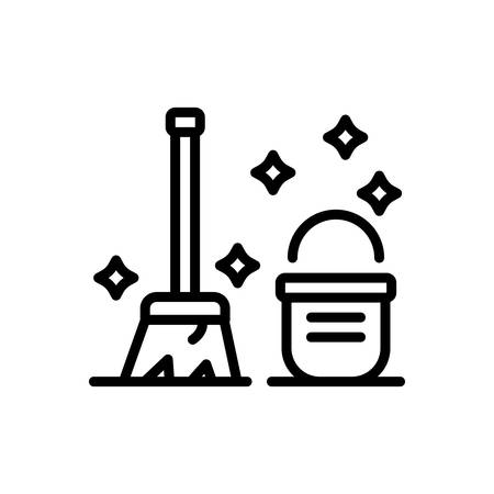 Icon for clean,neat