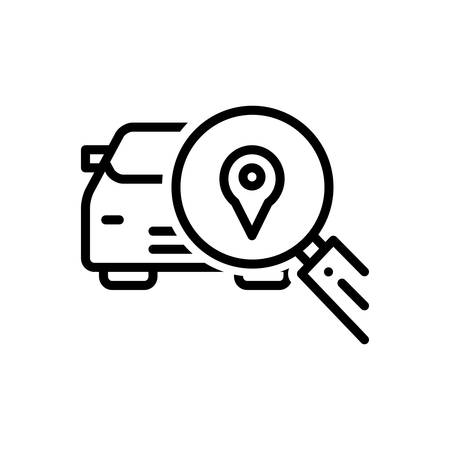 Icon for autodetect,search