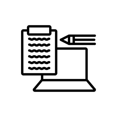 Icon for content,document