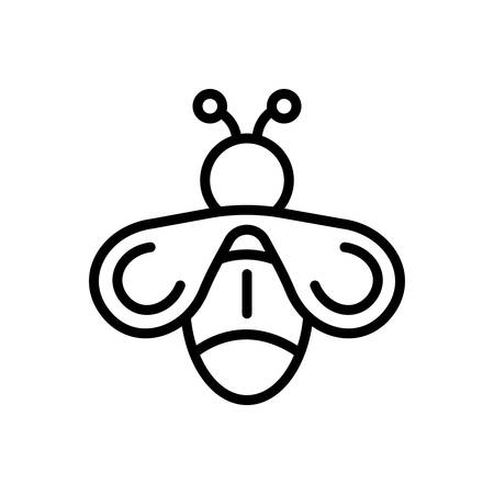 Icon for fly Ilustracja