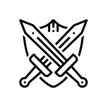 Icon for battle,gear