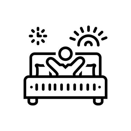 Icon for awake